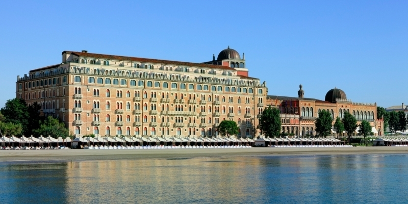 Al Via La Stagione 2019 Dell Hotel Excelsior Venice Lido