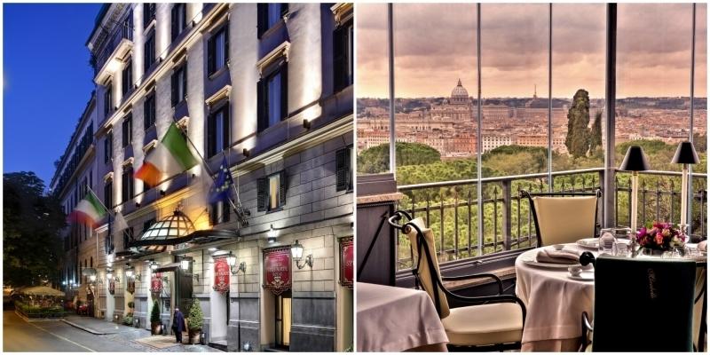 L Hotel Splendide Royal Di Roma Oggi Ancora Piu Bello Un Ricco 2017