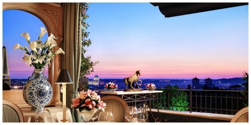 Hotel Romantici A Roma