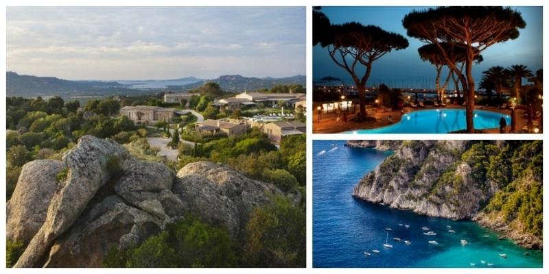 Relais ch teaux un punto di vista privilegiato sui mari d italia press - Www relaischateaux com creation ...